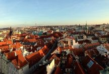 Prague / The Old Town Squere