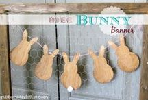 Spring time & Easter Projects