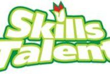 Skills wedstrijd 2014 / 2014 - bloemklas doet mee aan de Nederlandse kampioenschappen tijdens SKILLS- talents