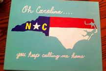 I like calling NC home! / From the mountains to the sea......living in North Carolina is great!! / by Marcy Parker