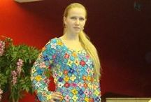 My crochet items / WELCOME to my shop http://www.livemaster.ru/galinadevi