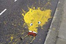 Intervention - Street art
