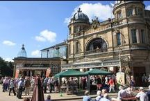 Festival Season in Buxton / Buxton is renowned for its many festival's taking place during the summer and in particular Buxton Festival & Buxton Festival Fringe...