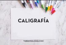 Caligrafía / ¿Te gustaría escribir así? ¡Ahora puedes! --- http://goo.gl/IupIVH
