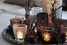 4 My Home - Dark. Rustic. Ethnic. Home. / Ideas for a dark and rustic but also ethnic home.