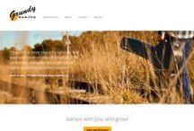 UX Design Folio | Elfshot / Folio of freelance web UI and UX designs by Rowan Ferguson of Elfshot.
