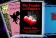 My Books / All books by author Tamara Philip, which available in paperback and all ebook formats