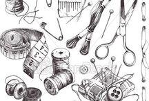 Käsitöitä / Ideoita ja ohjeita koululaisille ja omaan käyttöön