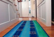 Floor cloth / by Maria Jack
