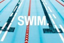 SWIMMING is my life