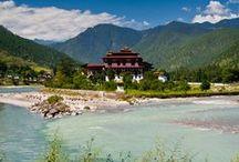 Bhoutan / Voyages au Bhoutan
