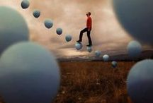 Photographic Inspirations / Surreal and abstract photographs that inspire me.