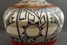 Native Art / Aboriginal and Native American art that moves me.