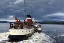 Écosse / Voyage au pays du whisky, du golf, du tartan à carreaux, du saumon, du shortbread, de la cornemuse et, bien sûr, de Nessie : embarquement immédiat pour l'Écosse !
