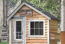 Seattle Cedar Chicken Coop Inspiration