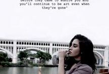 Lauren Jauregui / Express who you are in a world where everyone is the same.