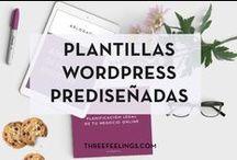 Plantillas Wordpress prediseñadas