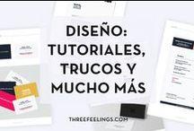 Diseño: tutoriales, trucos y mucho más