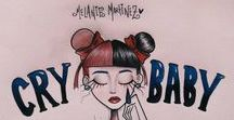 Melanie Martinez / We're all different and we're all unique in our own way and we all have different thoughts.