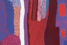 Aboriginal Art / I absolutely love this style of painting...