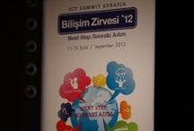 ICT Summit Eurasia – Bilişim Zirvesi '12 / 11-13 Eylül 2012 Haliç Kongre Merkezi - Next Step / Sonraki Adım