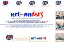 Net-anders.nl / Altijd al zaakvakken willen verlevendigen? Themakisten nodig? Dan is dit je startpunt voor een ommekeer in je lessen geschiedenis, aardrijkskunde en natuur!