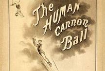 circus illustrations