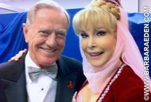 """Life Ball & Vienna 2013 / Barbara Eden was a special guest at Life Ball 2013's """"1001 Nights"""" charity event benefiting AIDS research. Barbara to the delight on those in attendance donned her iconic """"I Dream of Jeannie"""" harem outfit once again! This album contains pictures from Barbara's appearance at Life Ball & her time in Vienna. Special thanks goes to Patterson Lundquist for bringing this event to Barbara's attention & for convincing her to don her """"Jeannie"""" costume once again for the event."""