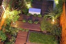 Kert / Kertépítés, virágok, növények, kerti grill -Garden ideas