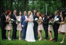 Bridesmaids and groomsmen / Bridesmaids and groomsmen