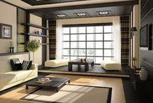 Nappali lakberendezés / Nappali berendezése, design, dekoráció, inspirációk. Living room