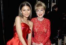#GoRedForWomen 2015 / The American Heart Association's #GoRedForWomen Red Dress Fashion Show 2015 in NY!