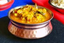 Curries- Indian Veg Curries | Side Dish Recipes