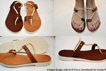 Il Tacco!!! / Handmade Creations, Leather Sandals&Shoes, Jewelery, Accessories!!!