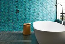 SHESAID: Bathroom Inspiration / Renovating, remodelling, or purely need some inspiration for your dream home? You will find some stunning ideas for your bathroom right here!