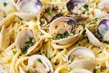 SHESAID: Pasta Recipes / Who can resist a delicious bowl of fettucine, ravioli, or linguine? Not us!