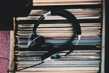 Records & Vinyl / by Breanna S