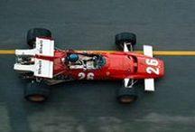 Ferrari 312B / Scuderia Ferrari 312B Jacky Ickx Mario Andretti Clay Regazzoni Jochen Rindt