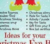 ♥ CHRISTMAS EVE BOX  ♥