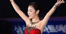 The Best Figure Skating Dresses / The best figure skating dresses that the beautifull girls wear in competitions ♥