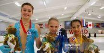 Brisbane Australia - ISU Junior Grand Prix of Figure Skating 2017 / Participantes del evento Junior de Patinaje Artístico, en Brisbane Australia