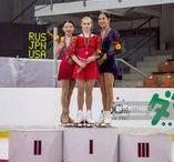 Riga, Latvia - ISU Junior Grand Prix Figure Skating 2017