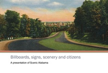 Scenic News & Resources / News articles, editorials and presentations about billboards and sign control.