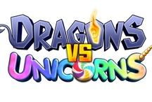 Dragons vs. Unicorns