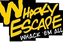 Whacky Escape! Whack 'em All