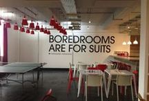 Just For Fun / by AWE Corporate Interiors