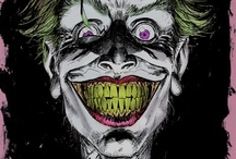 The Joker / The Joker is a fictional character created by Jerry Robinson, Bill Finger and Bob Kane in 1940. / by Mary Poppins