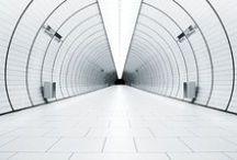 arch   walkway   corridor