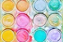 Color palette | Цветовая палитра