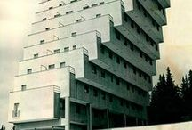 arch   soviet / mostly avant garde architecture
